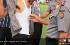 Enam Anggota Polres Jakut Dipecat Lantaran Terlibat Narkoba dan Desersi - JPNN.com
