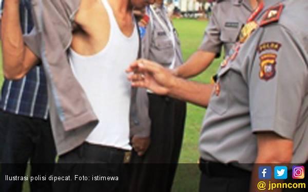 Terlibat Narkoba, Tiga Anggota Polres Aceh Barat Dipecat - JPNN.com