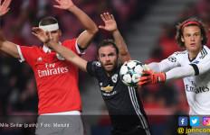 Hadapi MU, Kiper Benfica Patahkan Rekor Hebat Casillas - JPNN.com