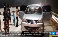 Waspada Melintas di Jalan Tol Ini, Rawan Aksi Pelemparan - JPNN.com