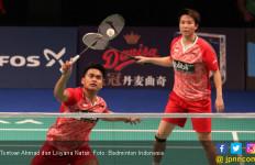 37 Menit! Tontowi/Liliyana Mulus ke Semifinal Denmak Open - JPNN.com