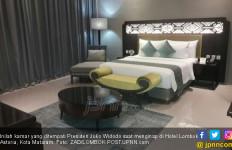 Inilah Kamar Hotel Tempat Presiden Jokowi Menginap, Tarif? - JPNN.com