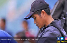 Joko Gethuk Susilo Dipecat dari Jabatan Pelatih Kepala Arema - JPNN.com