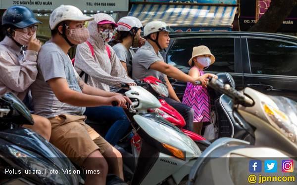 Polusi Udara Pengaruhi Kualitas Tidur? - JPNN.com