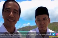 Ssst! Ini Pembicaraan Jokowi - TGB di Acara Nasdem - JPNN.com