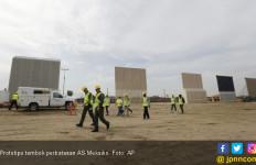 Pengadilan Jegal Rencana Trump Bangun Tembok di Perbatasan Meksiko - JPNN.com