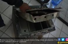 Perampok Bersenjata Incar Brankas Tua, Mungkin Mereka Kecewa - JPNN.com
