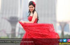 Selamat! Debby Susanto Bukan Milik Praveen Jordan Saja - JPNN.com