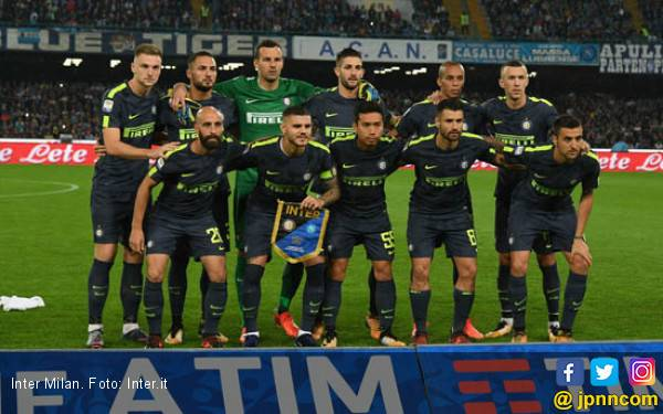 Bek Napoli Sebut Inter Milan Pantas Raih Scudetto - JPNN.com