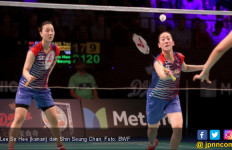 Lama Tak Bersama, 2 Cewek Korea Ini Juara di Denmark Open - JPNN.com
