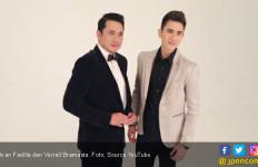 Ivan Fadilla Sebut Ciuman Verrell & Nadine Cuma Permainan - JPNN.com