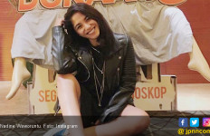 Akui Berciuman dengan Verrell, Nadine: Video Itu Sudah Lama - JPNN.com