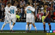 Klasemen Sementara La Liga Usai Laga Real Madrid vs Eibar - JPNN.com