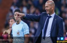 Tandang ke Markas Numancia, Zidane Rotasi Pemain Real Madrid - JPNN.com