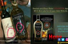 Mulai Muncul Hoaks Sertifikasi Halal Untuk Wine - JPNN.com
