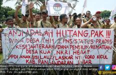 Pimpin Aksi PPDI, Gatot Masih Ingat Janji Presiden Jokowi - JPNN.com