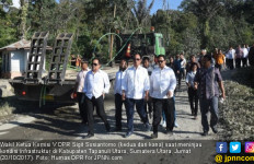 Komisi V DPR Tinjau Kondisi infrastruktur Kabupaten Taput - JPNN.com