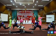 SIWO Gelar Festival Wushu Indonesia Perebutkan Piala Ketum Golkar dan Ketua PWI Pusat - JPNN.com