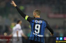 Mauro Icardi Beri Semua Pemain Inter Milan Jam Tangan Mewah - JPNN.com