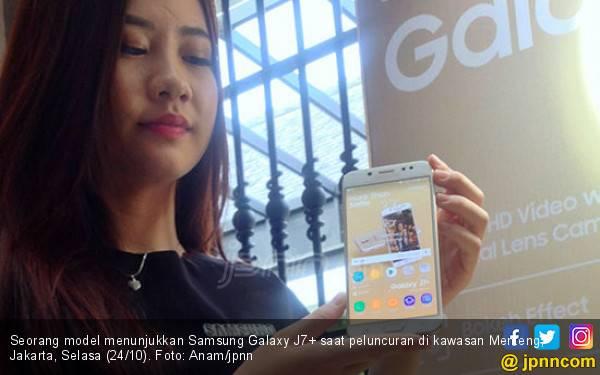 Samsung Benahi Nomenklatur Produknya, Seri Galaxy J Dihapus - JPNN.com