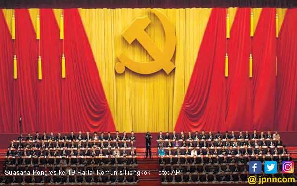 Partai Komunis Tiongkok Cari Calon Pengganti Xi Jinping - JPNN.com