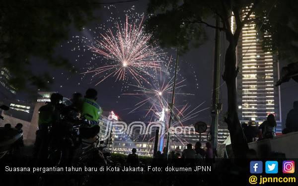 Perayaan Tahun Baru 2018 Dipusatkan di Monas - JPNN.com