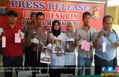 Pemimpin Begal di Medan Meregang Nyawa Ditembak Polisi - JPNN.com