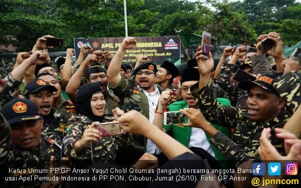 GP Ansor: Jangan Rampok Hak Demokrasi Warga - JPNN.com