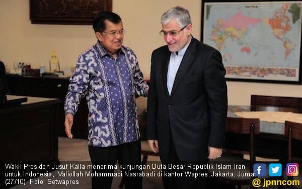 Kerja Sama Ekonomi Antara Indonesia dan Iran Meningkat Pesat - JPNN.com