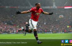 Mengintip Statistik Maut Anthony Martial saat Pakai Nomor 9 di Manchester United - JPNN.com