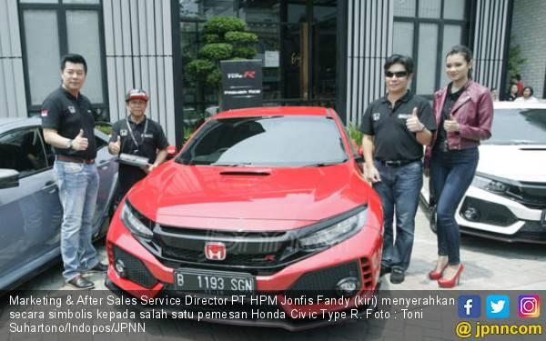 Honda Civic Type R, Cepat Tapi Hemat - JPNN.com