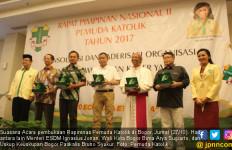 Mbak Puan Ajak Pemuda Katolik Ikut Meneguhkan Kebangsaan - JPNN.com