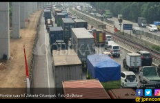 Tol Jakarta Cikampek Macet Parah, ini Penyebabnya - JPNN.com
