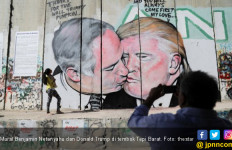 Rencana Jahat Israel Terhambat Urusan Peta dan Restu Amerika - JPNN.com