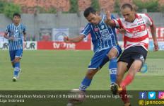 Ditekuk 10 Pemain Madura United, Persiba Resmi Degradasi - JPNN.com