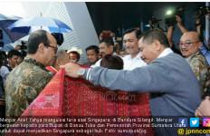 Menpar Kembali Tinjau Bandara Silangit - JPNN.com