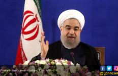 Terus-terusan Didemo, Presiden Iran Salahkan Donald Trump - JPNN.com