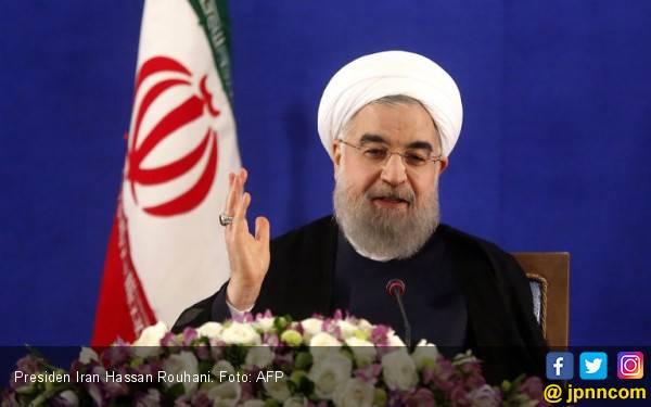 Fasilitas Minyak Saudi Diserang, Presiden Iran: Itu Pembalasan Rakyat Yaman - JPNN.com