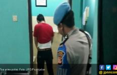 Personel Polisi Pipis Dijaga Anggota Propam - JPNN.com