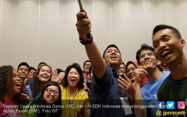 UID Youth Action, Forum Dialog Generasi Muda - JPNN.com