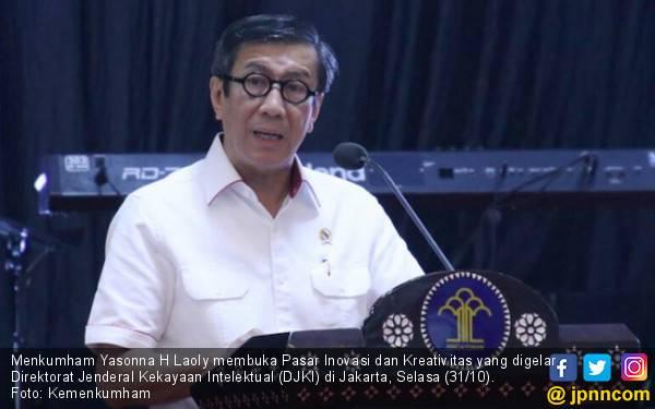 Kemenkumham Tak Berhak Menolak PKPU - JPNN.com