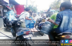 Pipa Bocor, Warga Medan Krisis Air Bersih - JPNN.com