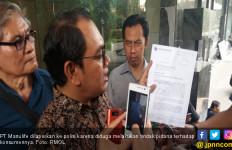 Manulife Tolak Berdamai, Gugatan Johan Solomon Jalan Terus - JPNN.com