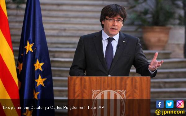 Kubu Separatis Minta Spanyol Menerima Kekalahan - JPNN.com