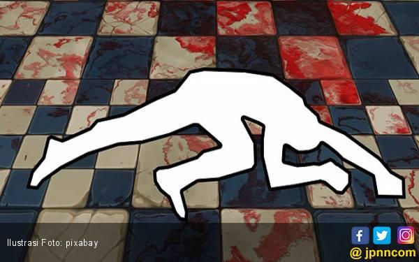 Frustrasi, Pasien Terjun dari Lantai 4 RSU - JPNN.com