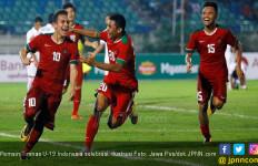 Timnas U-19 Indonesia Andalkan Kecepatan Egy dan Saddil - JPNN.com
