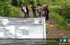 Ya Ampun! Dana Desa Rp 363 Juta Kok Cuma Bersihkan Parit - JPNN.com