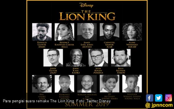 Mengintip Rumitnya Dapur The Lion King - JPNN.com
