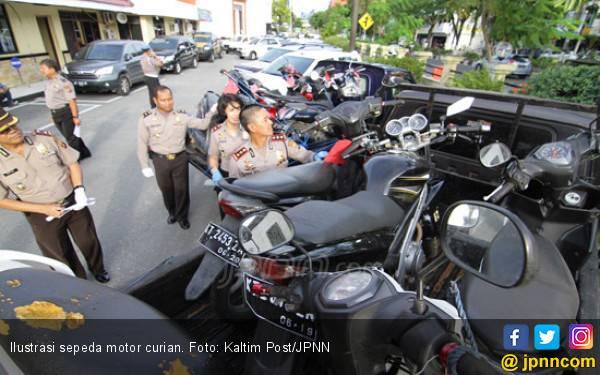 Kiat Ampuh Agar Sepeda Motor Tak Dicuri - JPNN.com