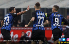 Napoli dan Inter Milan Tersendat, Juventus Merapat - JPNN.com